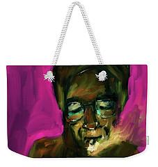 Lighting Up Weekender Tote Bag