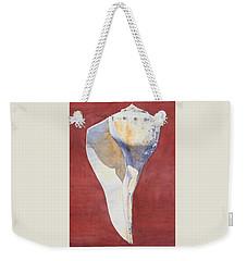 Lightning Whelk Conch I Weekender Tote Bag