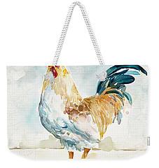 Lightrooster Weekender Tote Bag by Mauro DeVereaux