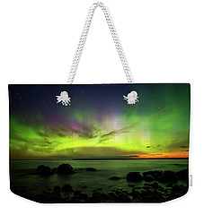 Lights 2 Weekender Tote Bag