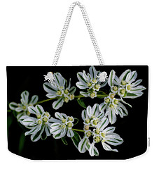 Lights In The Darkness Weekender Tote Bag