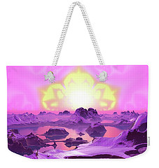 Lightscape 23 Weekender Tote Bag by Robert Thalmeier