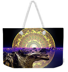Lightscape 24 Weekender Tote Bag by Robert Thalmeier