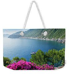 Ligurian Sea, Italy Weekender Tote Bag