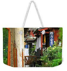 Lijiang Back Canal Weekender Tote Bag