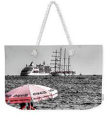Like A Advert This One Weekender Tote Bag