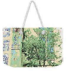 Like A Prayer Weekender Tote Bag by Ann Johndro-Collins
