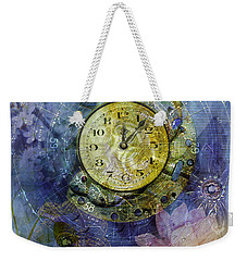 Like Clockwork Weekender Tote Bag