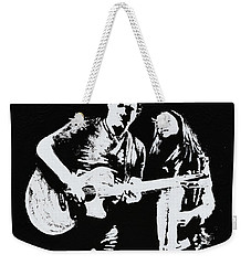 Like Johnny And June Weekender Tote Bag