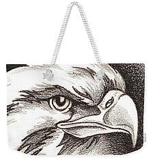 Like The Eagle Weekender Tote Bag