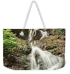 Weekender Tote Bag featuring the photograph Likeke by Heather Applegate