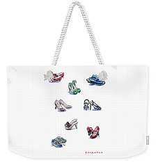 L'il Shoes Weekender Tote Bag