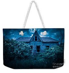Lilac House Weekender Tote Bag