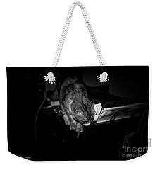 Lili At Night Activity Weekender Tote Bag