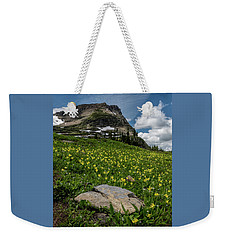 Lilies Of The Field Weekender Tote Bag