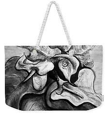 Lilies Original Drawing Weekender Tote Bag