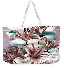 Lilies That Soothe Me Weekender Tote Bag
