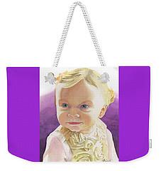Lillian Weekender Tote Bag by Ferrel Cordle