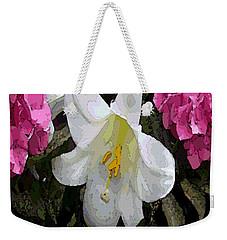 Lillie Pastel Painting Weekender Tote Bag