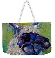 Lilloet - Llama Weekender Tote Bag