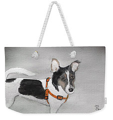 Lily Weekender Tote Bag by Carole Robins