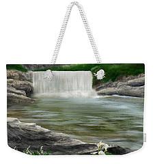 Lily Creek Weekender Tote Bag