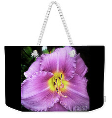 Lily In The Shade Weekender Tote Bag