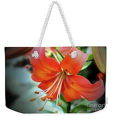 Lily Love Weekender Tote Bag