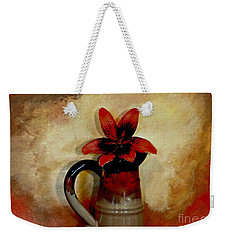 Lily Lovely Weekender Tote Bag