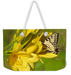 Lily Lover Weekender Tote Bag by MTBobbins Photography