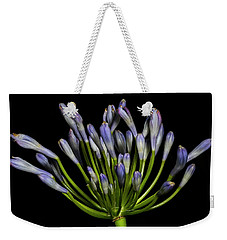 Lily Of The Nile, Agapanthus Weekender Tote Bag