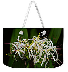 Lily Of The Nile Bloom Weekender Tote Bag by Warren Thompson