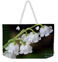 Lily Of The Valley Flowers Weekender Tote Bag