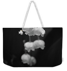 Lily Of The Valley Weekender Tote Bag by Tim Good