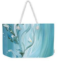 Lily Weekender Tote Bag by Pat Purdy