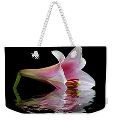 Lily - Reflections Weekender Tote Bag
