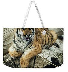 Lily Tiger 4534 Weekender Tote Bag