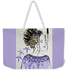 Lily's Dream Weekender Tote Bag