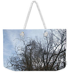 Limbs In Air Weekender Tote Bag by Jewel Hengen