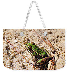 Weekender Tote Bag featuring the photograph Lime-like by Al Powell Photography USA