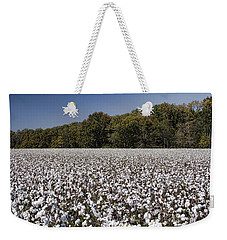 Limestone County Alabama Cotton Crop Weekender Tote Bag
