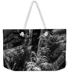Limited And Restricted Weekender Tote Bag by Jon Glaser