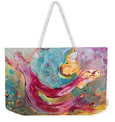 Limitless Weekender Tote Bag by Gail Butters Cohen