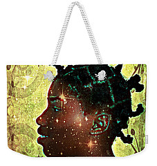 Weekender Tote Bag featuring the photograph Limitless by Iowan Stone-Flowers
