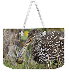Limpkin, Aramus Guarauna Weekender Tote Bag