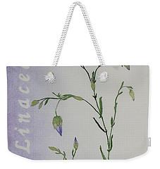 Linacea Weekender Tote Bag