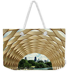 Lincoln Park Zoo Nature Boardwalk Panorama Weekender Tote Bag