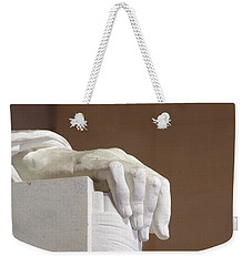 Lincoln Right Hand Side Weekender Tote Bag