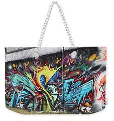 Lincoln Street Weekender Tote Bag by Sheila Mcdonald