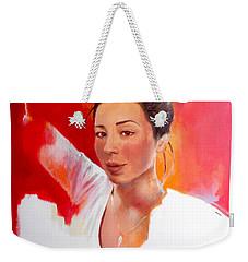 Linda Lightbody Weekender Tote Bag